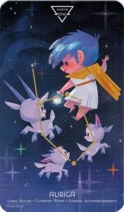 Cosmos Tarot & Oracle - Sách Hướng Dẫn 100