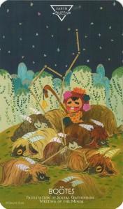 Cosmos Tarot & Oracle - Sách Hướng Dẫn 99