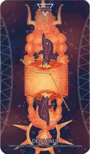 Cosmos Tarot & Oracle - Sách Hướng Dẫn 98