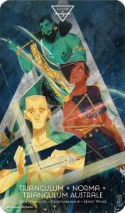 Cosmos Tarot & Oracle - Sách Hướng Dẫn 91