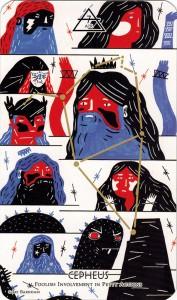 Cosmos Tarot & Oracle - Sách Hướng Dẫn 79