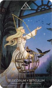 Cosmos Tarot & Oracle - Sách Hướng Dẫn 54