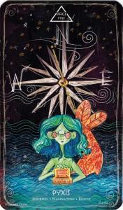Cosmos Tarot & Oracle - Sách Hướng Dẫn 55