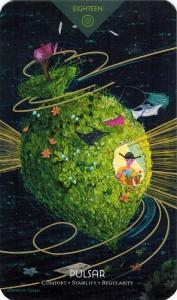 Cosmos Tarot & Oracle - Sách Hướng Dẫn 18