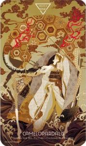 Cosmos Tarot & Oracle - Sách Hướng Dẫn 72