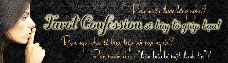 Tarot Confession - Crush 1