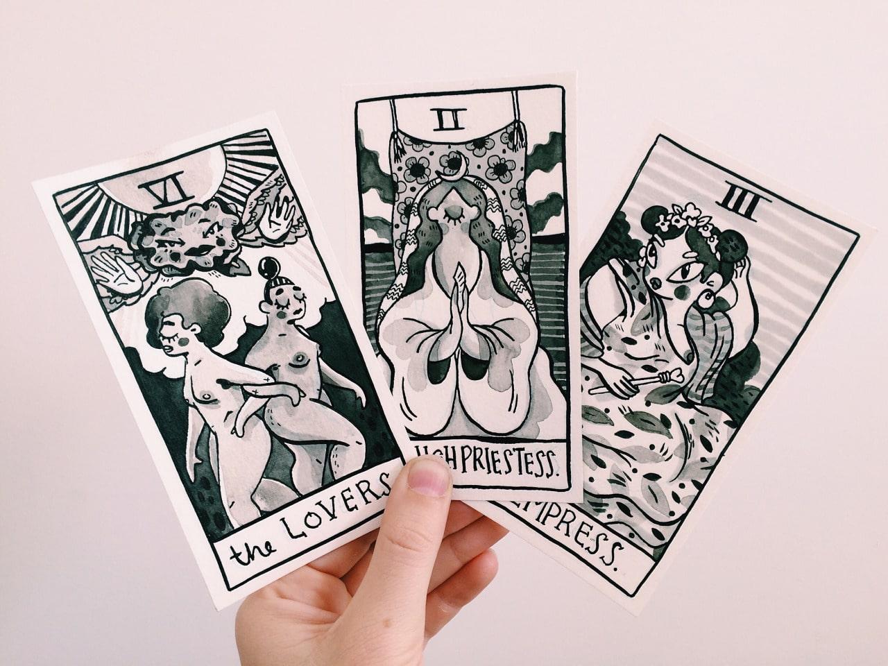 Tarot Và Tình Yêu