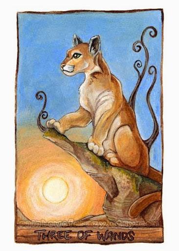 Animism Tarot - Sách Hướng Dẫn 25