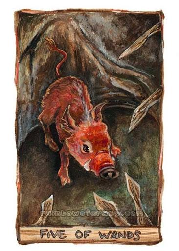 Animism Tarot - Sách Hướng Dẫn 27