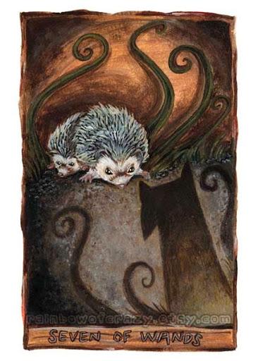 Animism Tarot - Sách Hướng Dẫn 30