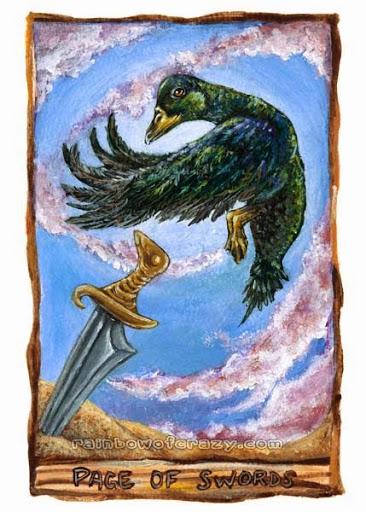 Animism Tarot - Sách Hướng Dẫn 61