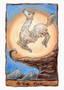 Animism Tarot - Sách Hướng Dẫn 1