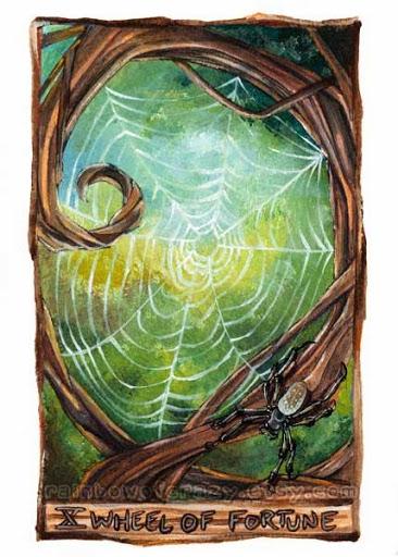 Animism Tarot - Sách Hướng Dẫn 11