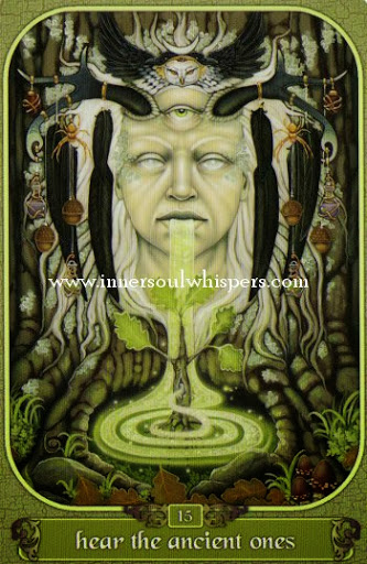 Lá Hear the ancient one – Messenger Oracle
