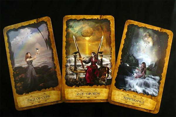 Mystic Dreamer Tarot – Sách Hướng Dẫn