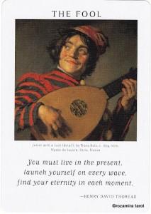 Art of Life Tarot - Sách Hướng Dẫn 1