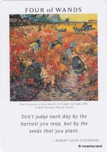 Art of Life Tarot - Sách Hướng Dẫn 25