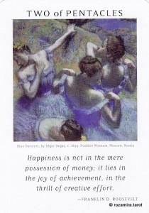 Art of Life Tarot - Sách Hướng Dẫn 65