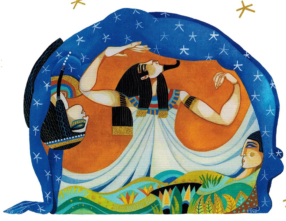 Thần Thoại Ai Cập – Sự Hình Thành Thế Giới