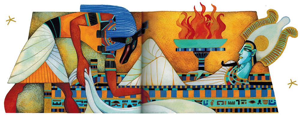 Thần Thoại Ai Cập – Âm Mưu Của Thần Set