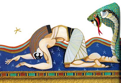 Thần Thoại Ai Cập – Âm Mưu Của Nữ Thần Aset