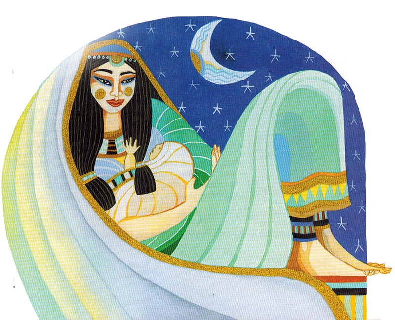 Thần Thoại Ai Cập – Nữ Thần Nebet Hut