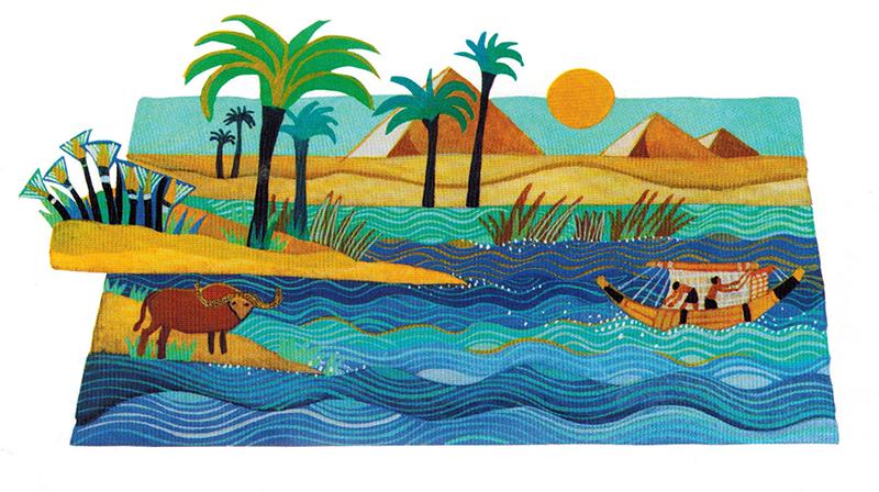Thần Thoại Ai Cập – Sông Nile Vĩ Đại