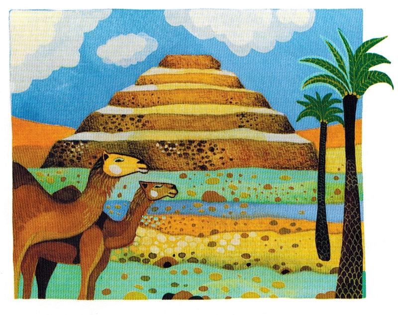 Thần Thoại Ai Cập – Thần Imhotep