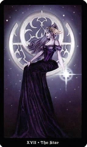 Ý nghĩa lá XVII - The Star trong bộ Steampunk Tarot