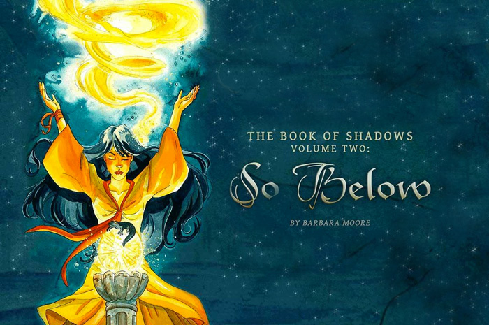 Book of Shadows Tarot (So Below) – Sách Hướng Dẫn