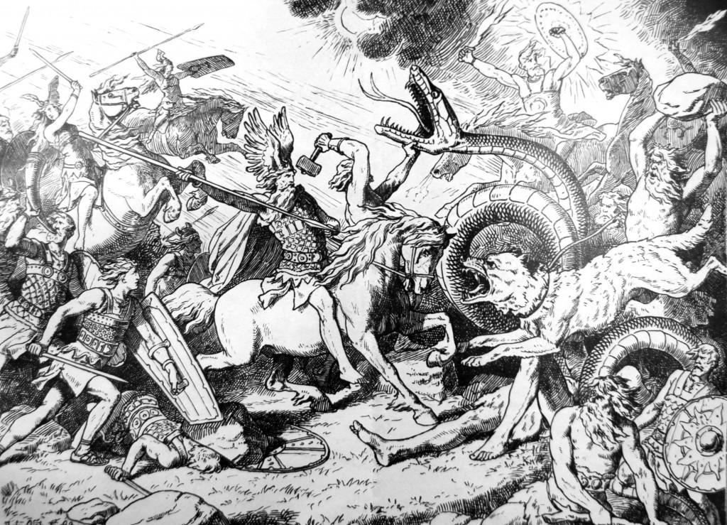 Trận chiến cuối cùng (1903) – Johannes Gehrts