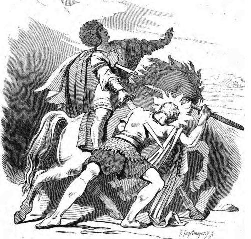 Heimdallr và Loki – khuyết danh