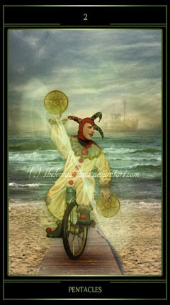 two_of_pentacles_by_thelemadreams-d6qlfof