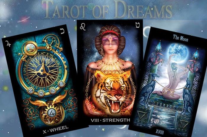 Tarot of Dreams – Sách Hướng Dẫn