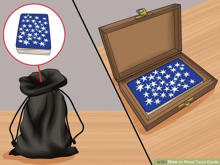 3 Cách Thức Đơn Giản Bảo Vệ Bộ Bài Tarot Của Bạn