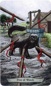 Animal Totem Tarot - Sách Hướng Dẫn