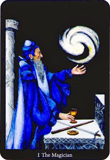 Lá The Magician – Anna K Tarot