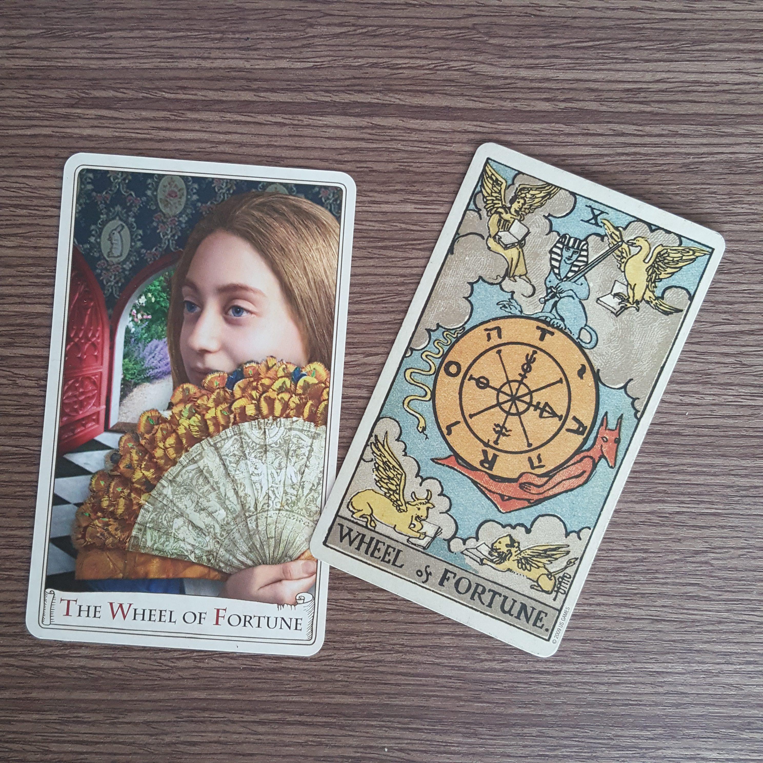 The Wheel of Fortune – Bạn Chọn Trốn Tránh Hay Đối Diện?