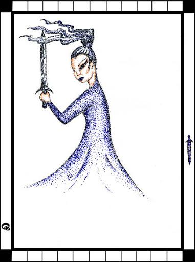 48-minor-swords-queen