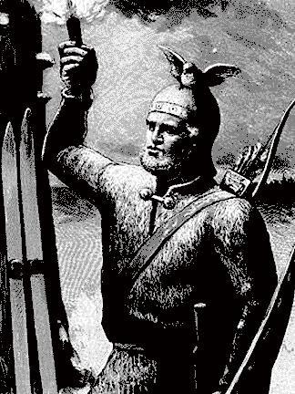 Ullr, thần trượt tuyết, săn bắn và mùa đông - khuyết danh