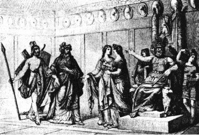 Thần Thoại Bắc Âu – Nhóm thần Æsir