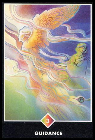 Ý nghĩa lá 3 of Rainbows trong bộ bài Osho Zen Tarot