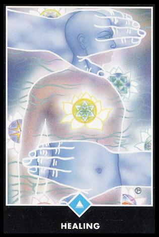 Ý nghĩa lá King of Water trong bộ bài Osho Zen Tarot