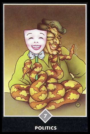 Ý nghĩa lá 7 of Clouds trong bộ bài Osho Zen Tarot