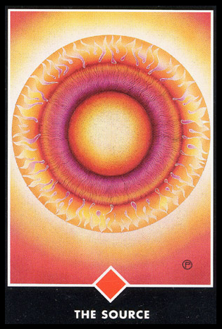 Ý nghĩa lá Ace of Fire trong bộ bài Osho Zen Tarot