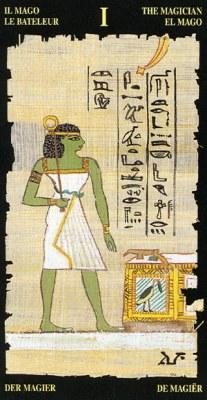 Ý nghĩa lá I The Magician trong bộ bài Egyptian Tarot