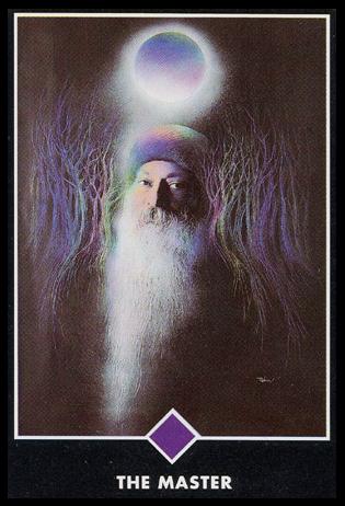 Ý nghĩa lá The Master trong bộ bài Osho Zen Tarot