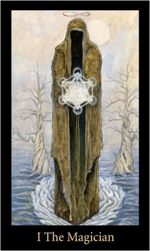 Ý nghĩa lá The Magician trong bộ bài Mary-el Tarot