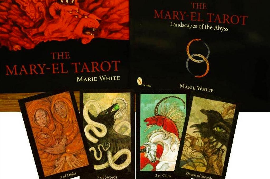 Mary-el Tarot – Sách Hướng Dẫn