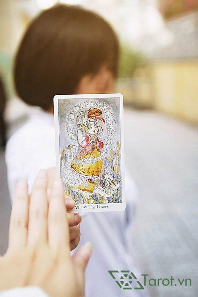 Truyện Ngắn Tarot: Reader 1